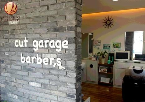 カットガレージバーバーズcut garage barber,sユーカリが丘店/ユーカリが丘駅