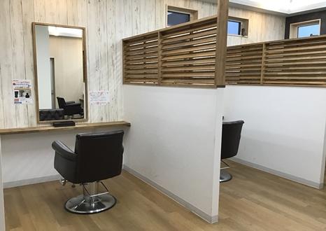 beauty salon L'azur(ア・デュール) フラワータウン店/フラワータウン駅