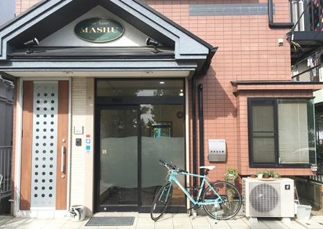 Hair Salon MASHU(ヘアーサロン マシュー)