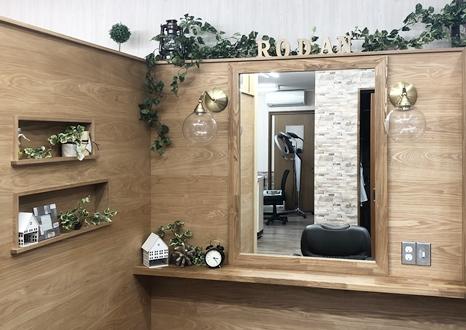 Hair Creative Rodan(ヘアークリエイティブロダン) 内郷店/内郷駅