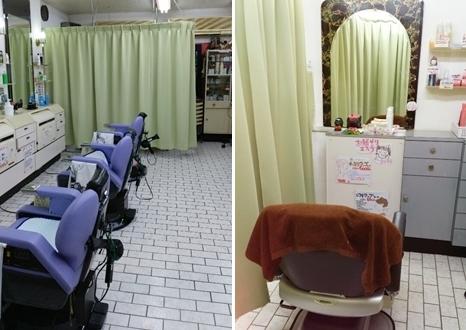 ヘアーサロン シオン 三原台店/泉ヶ丘駅