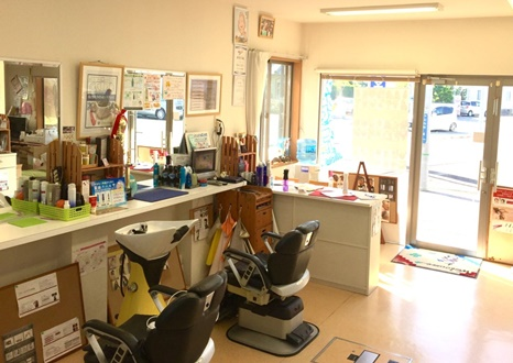Hair Salon TODA(ヘアーサロン戸田) 上力町店/桜橋駅